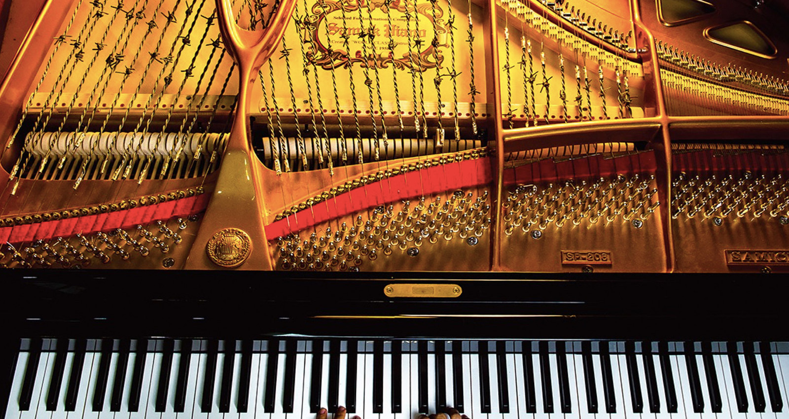 Piano of Unification