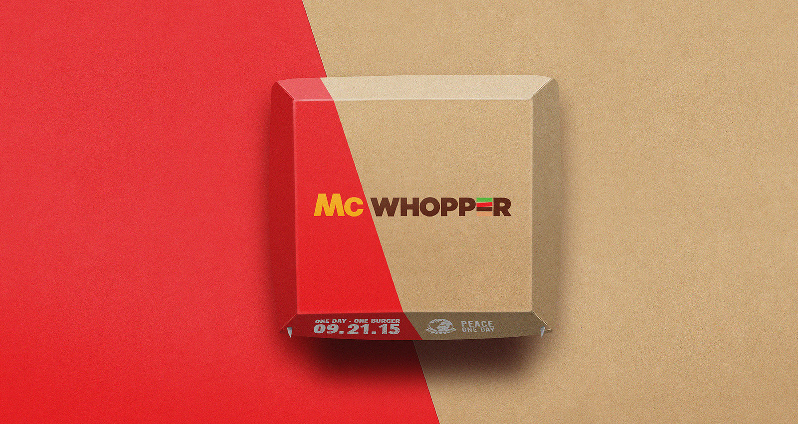 The McWhopper Proposal