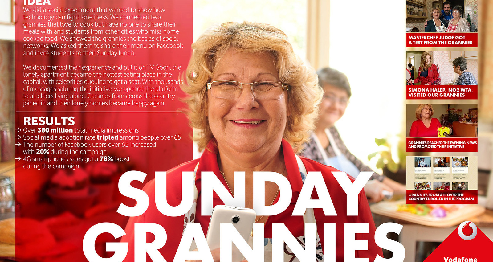 Sunday Grannies