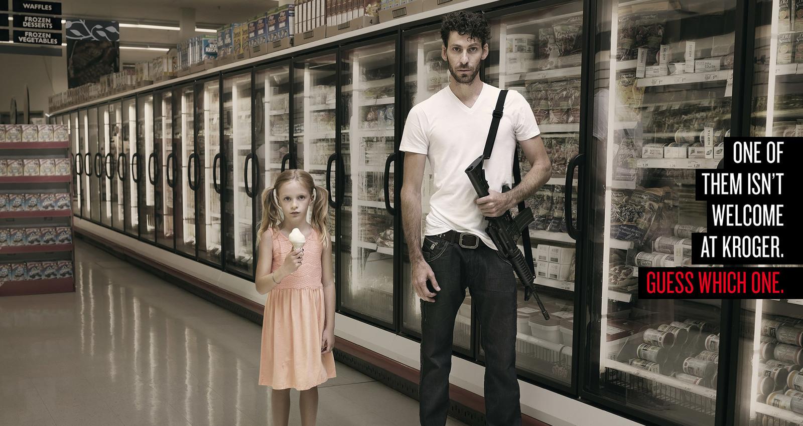 Groceries Not Guns