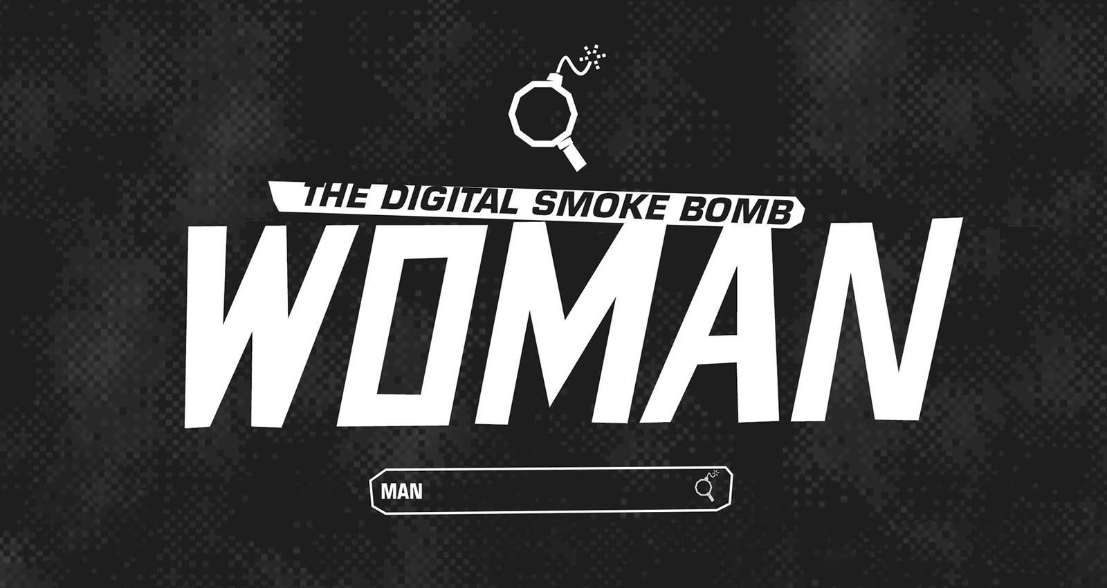 Antonymous - the Digital Smoke Bomb