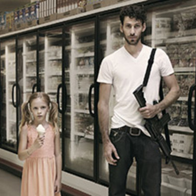 Groceries Not Guns