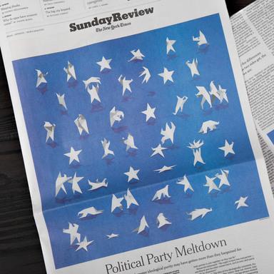 Political Party Meltdown