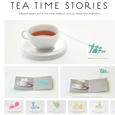Tea Time Stories