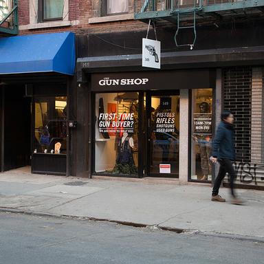 The Gun Shop
