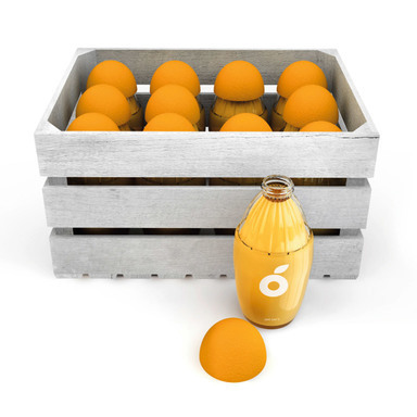 OH!-Saft - Squeeze Bottles