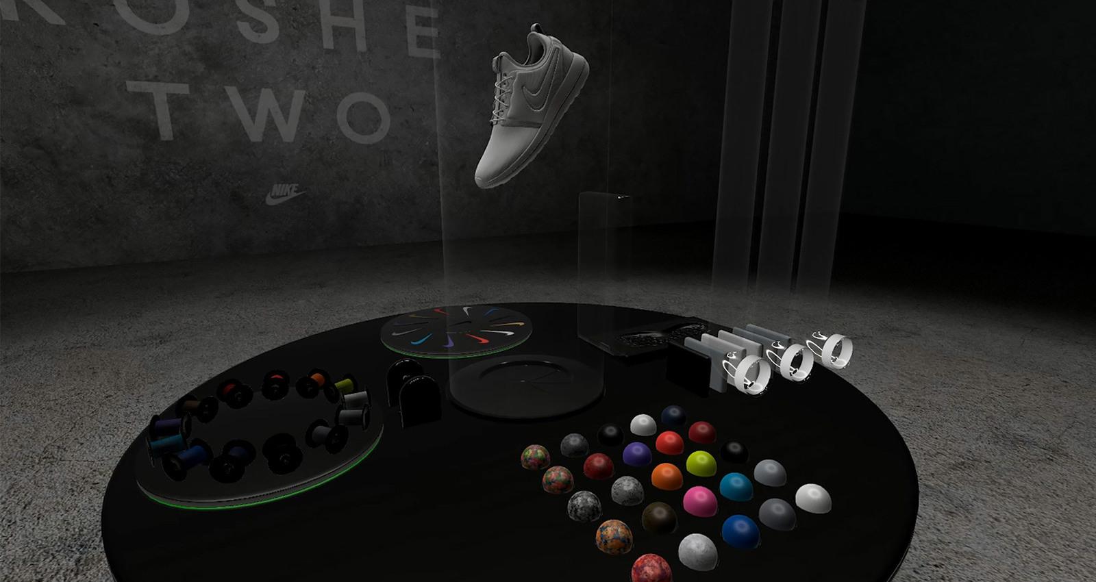 NIKEiD VR Studio