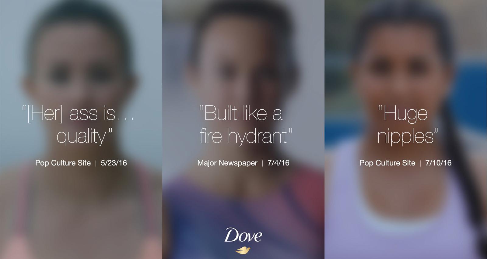 Dove: Dear Media