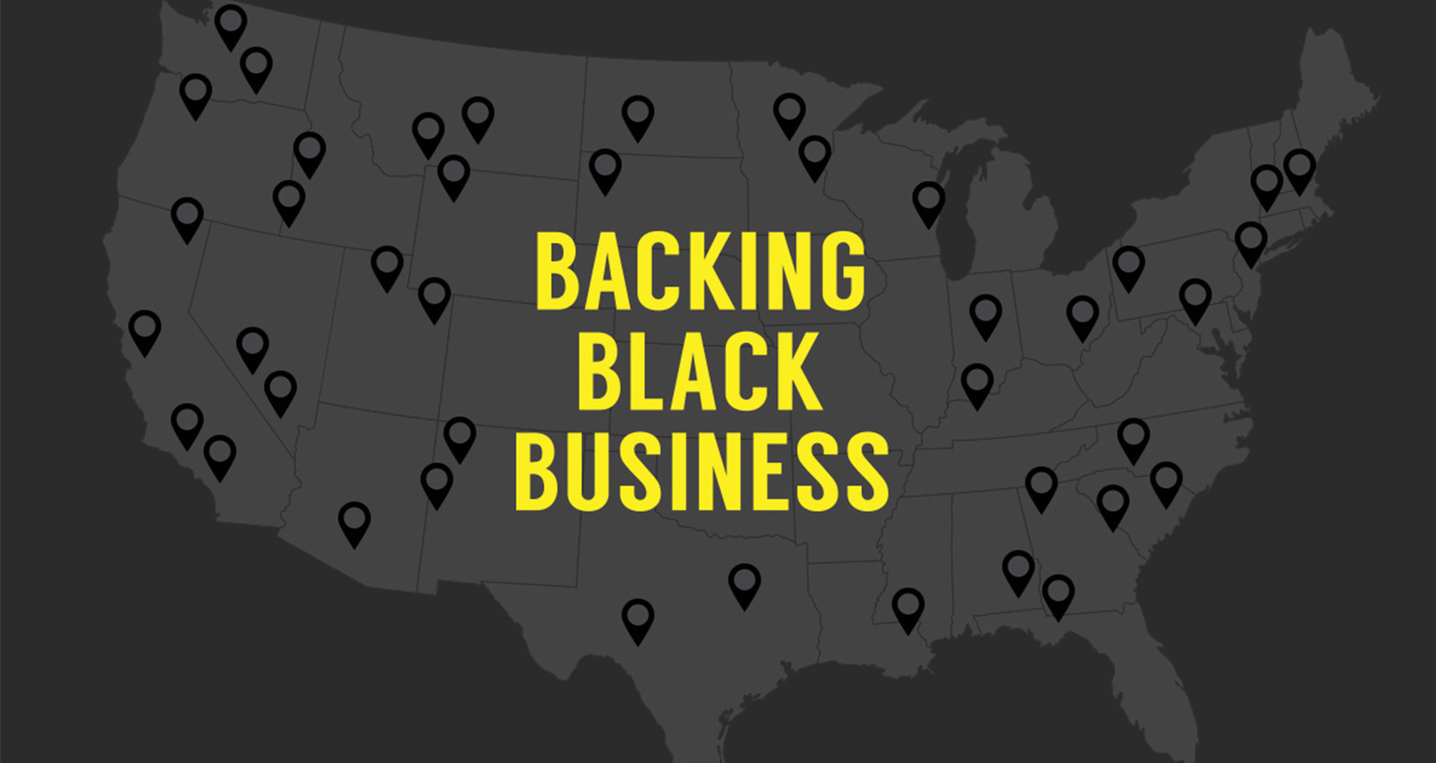 Backing Black Business