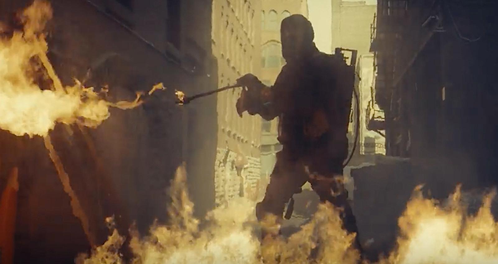 Ubisoft & Branded Entertainment Network (BEN) - Tom Clancy's The Division: Agent Origins