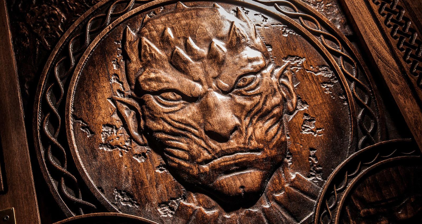 Doors Of Thrones