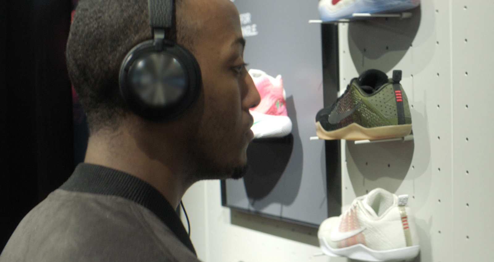 Foot Locker Audio Tours