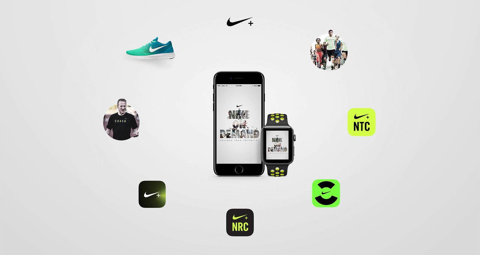 Nike On Demand