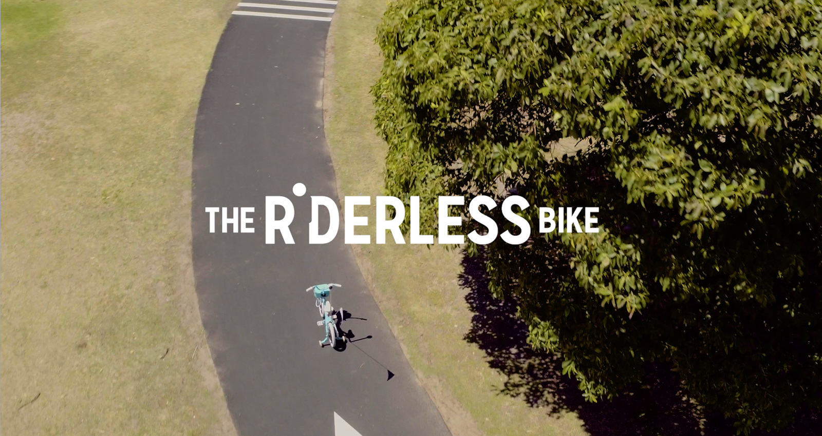 The Riderless Bike