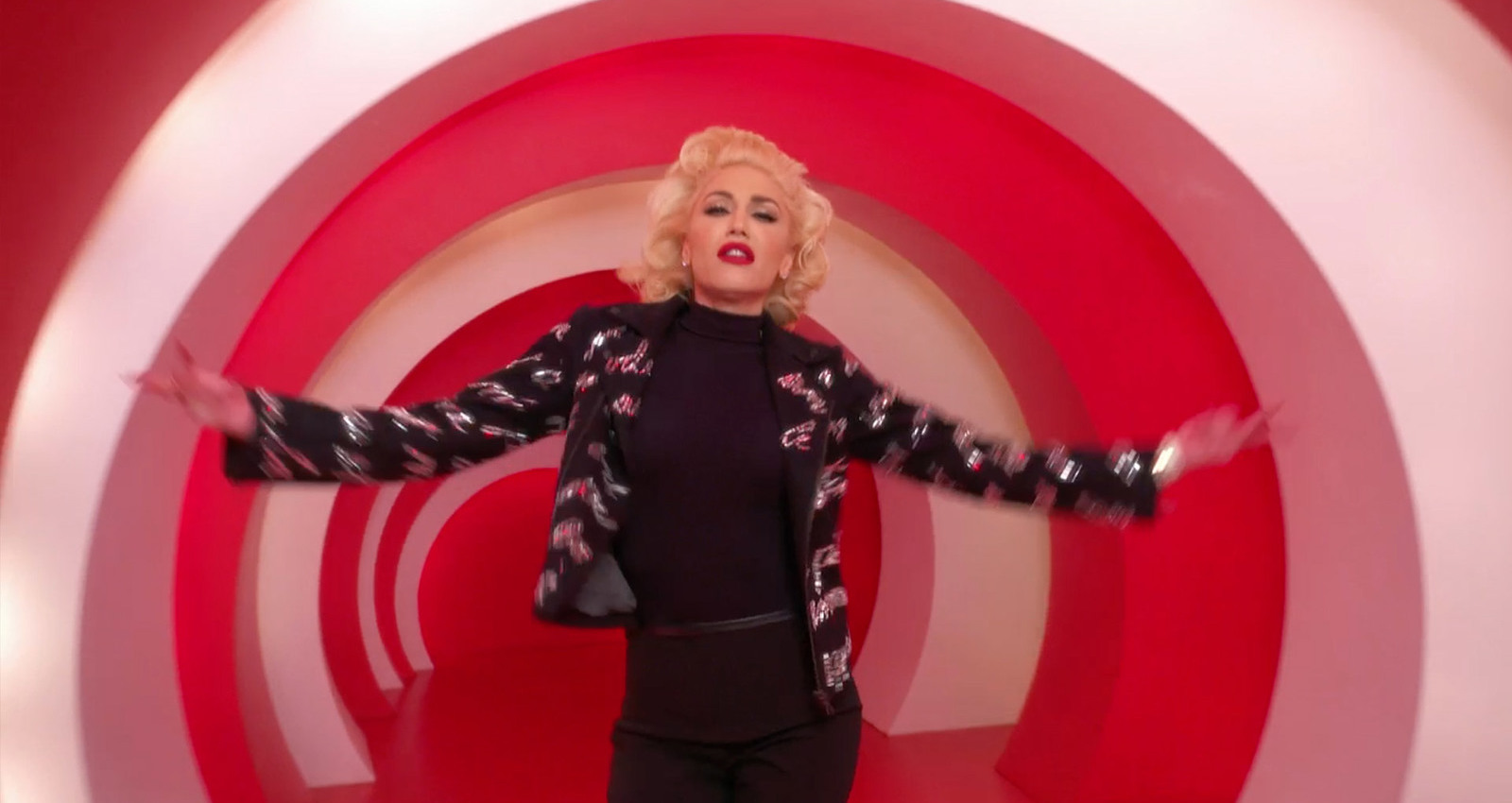 Target Creates First Ever Live Music Video with Gwen Stefani
