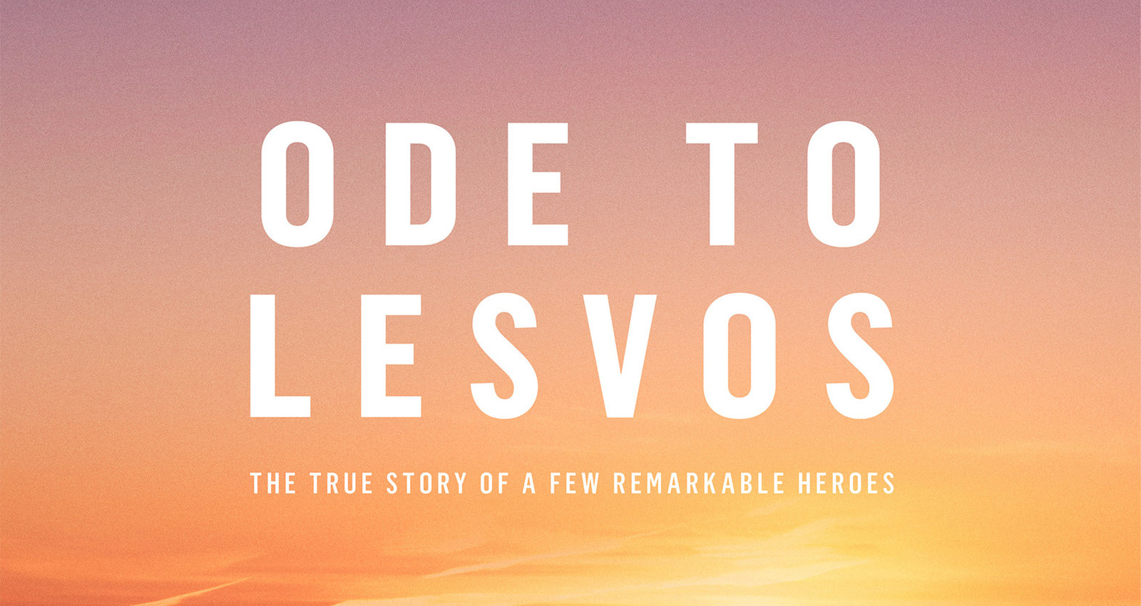 Ode To Lesvos