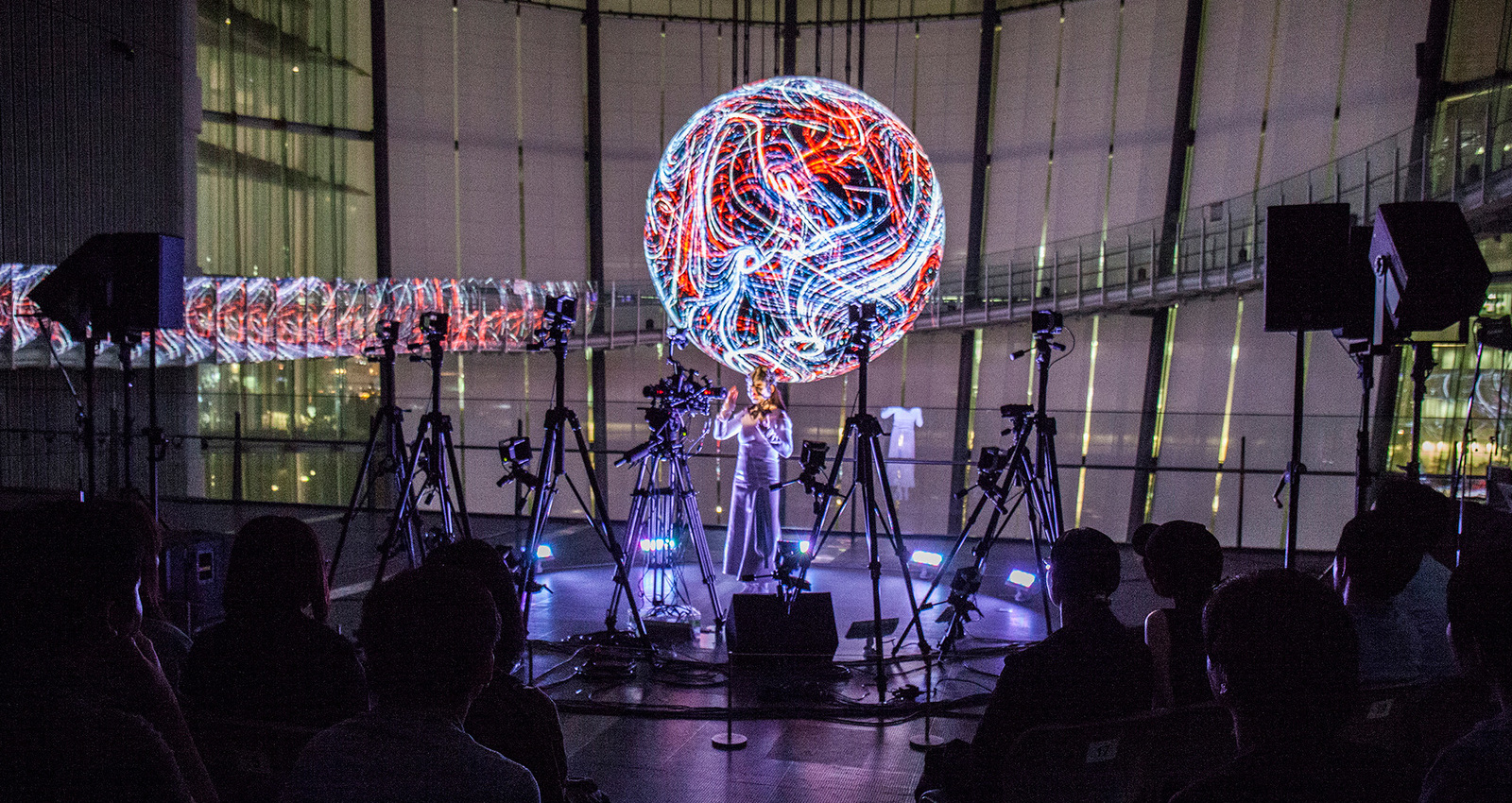 Making of Björk Digital