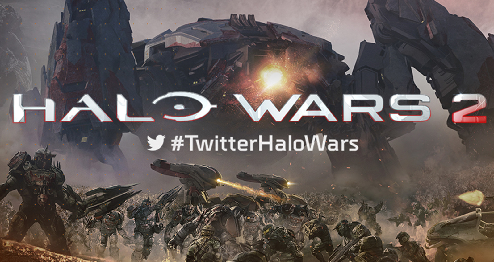 #TwitterHaloWars