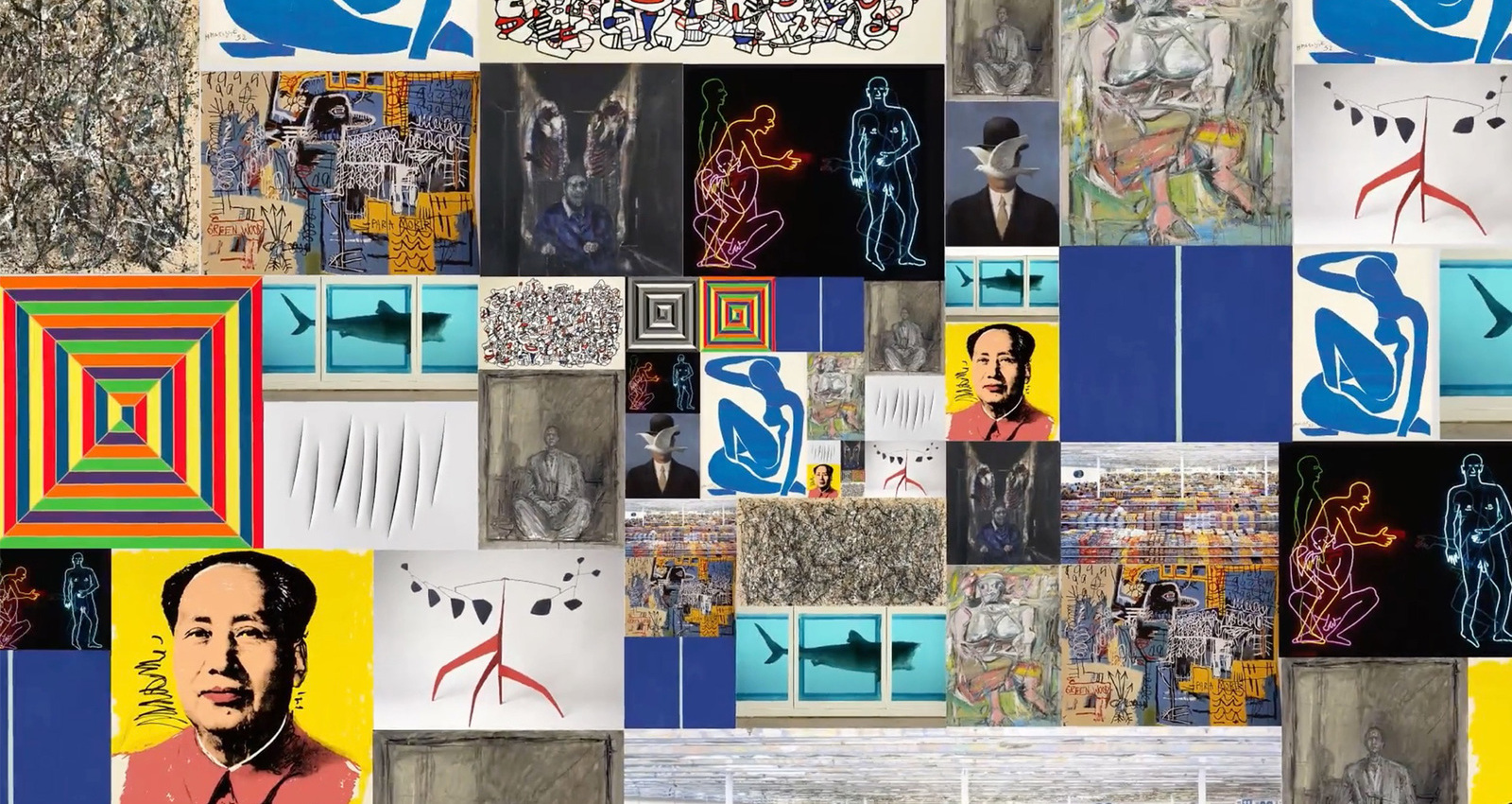 The Art Market (in Four Parts) - Auctions
