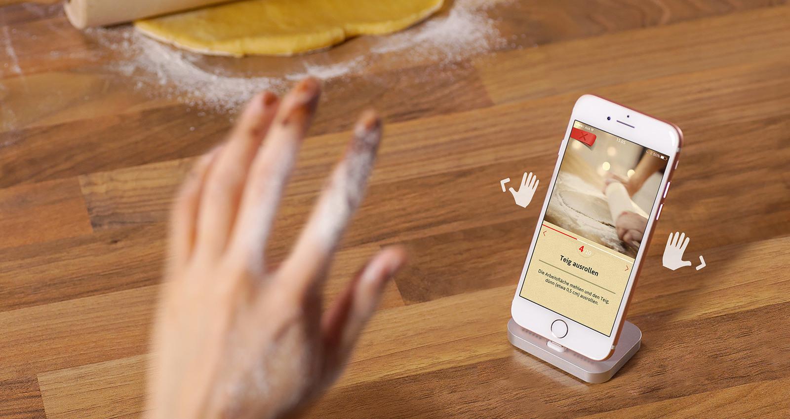 Dr. Oetker Baking App