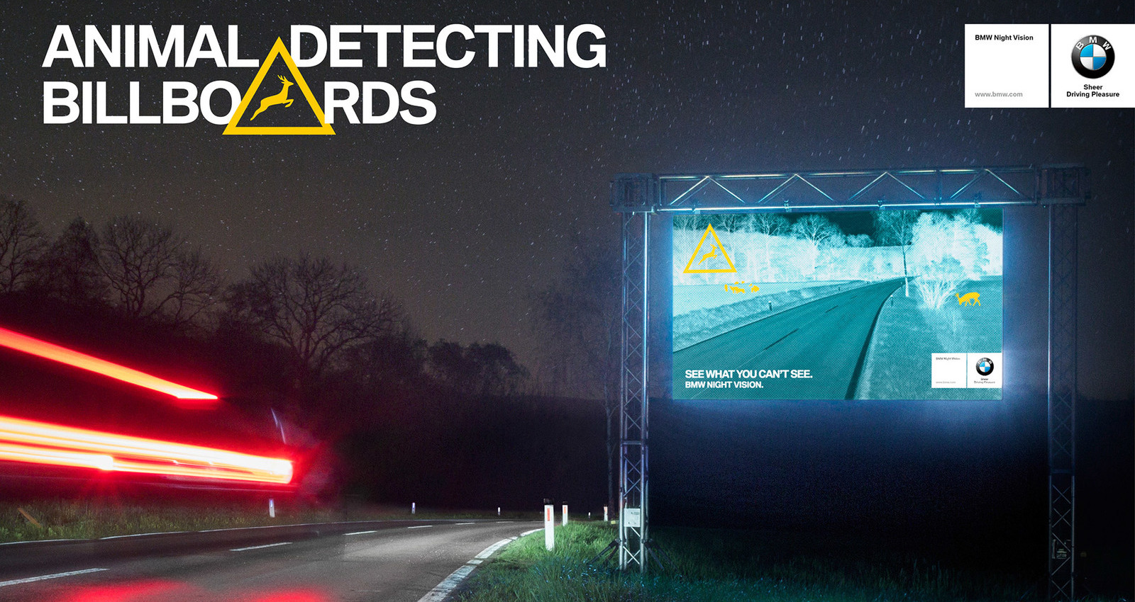 Animal Detecting Billboards