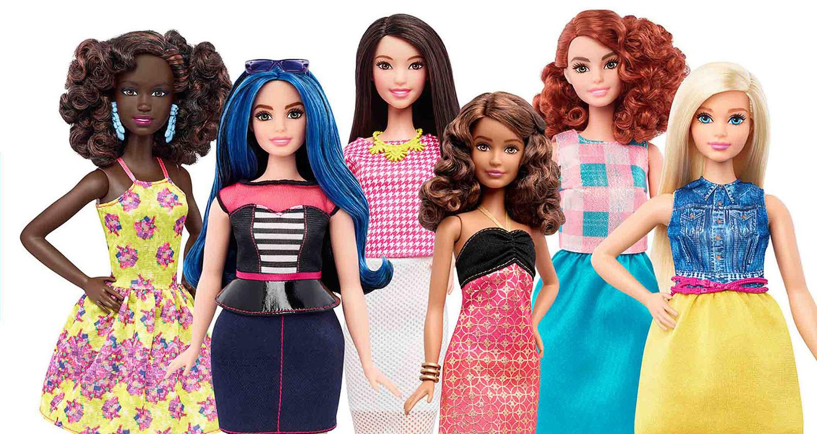 Barbie Evolve the Doll