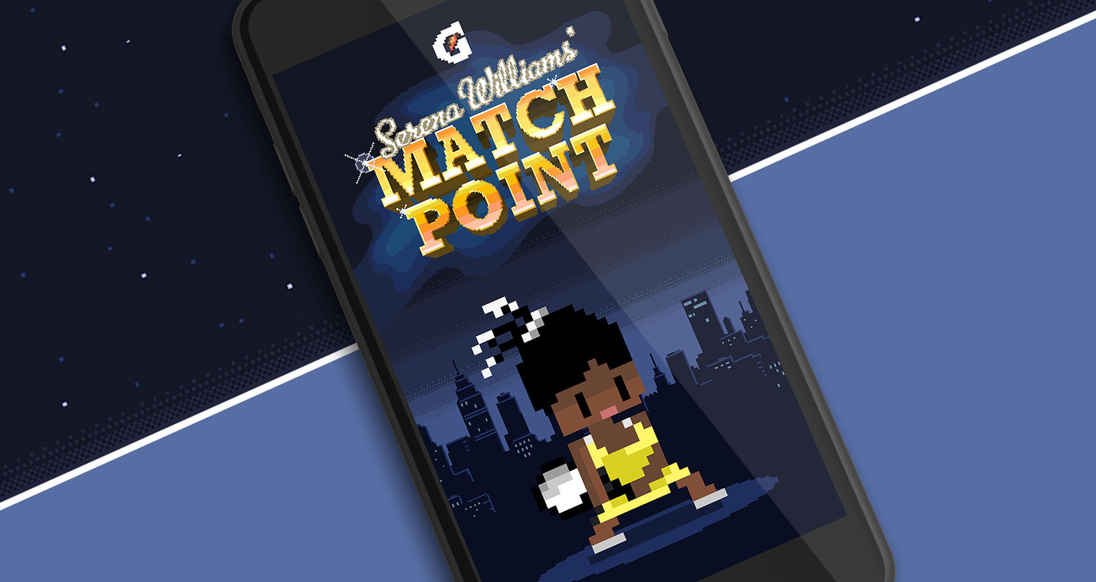 Serena Williams' Match Point | Gatorade