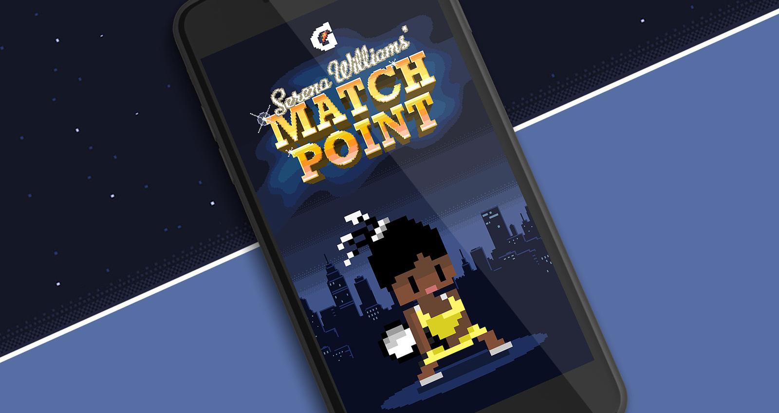 Serena Williams' Match Point | Gatorade