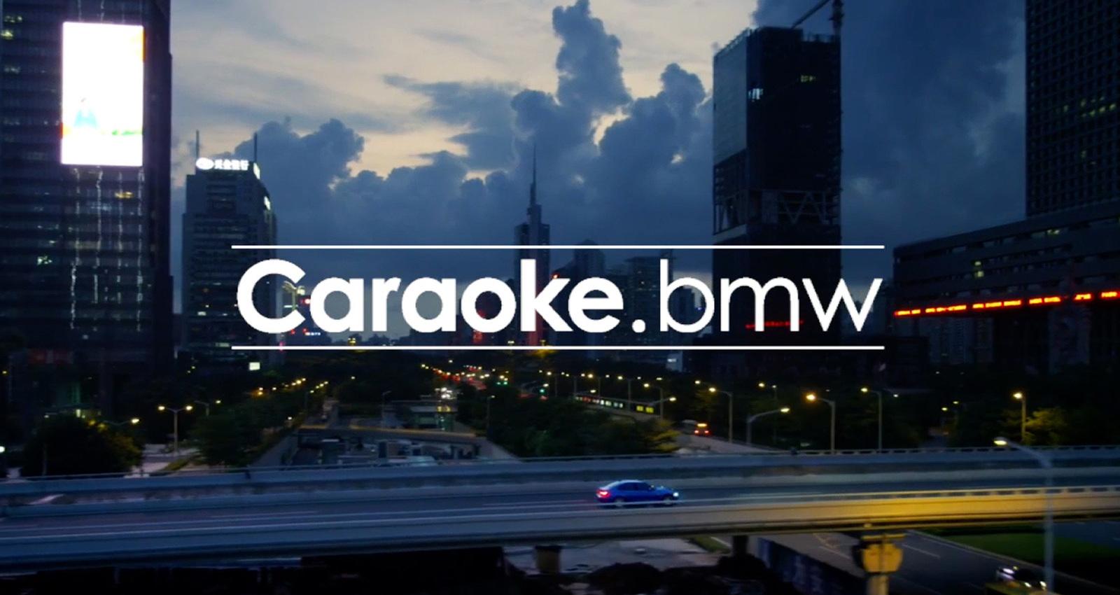 Caraoke.bmw