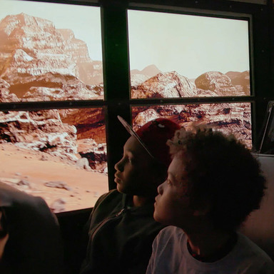 The Field Trip to Mars