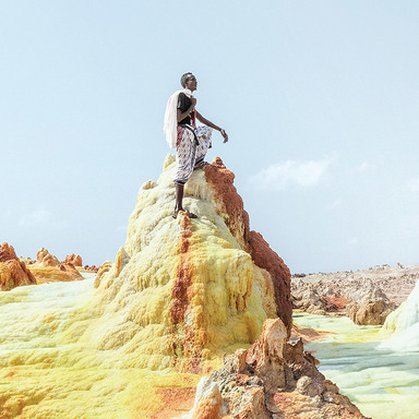 The Danakil Depression