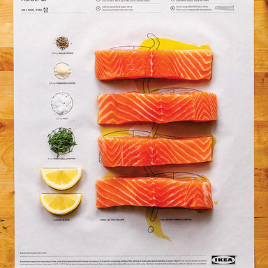 IKEA: Cook This Page