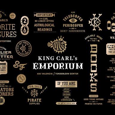 826 Valencia Tenderloin Center & King Carl's Emporium