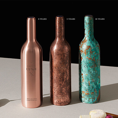 Ageing Wine Bottles