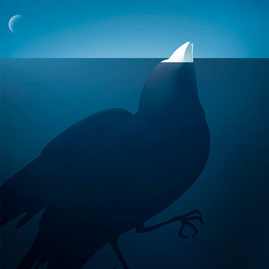 WWF Iceberg Poster Campaign