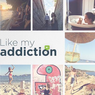 Like my addiction