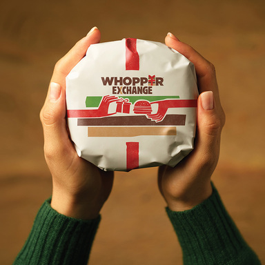 Whopper Exchange