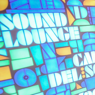 The Soundlounge Poster
