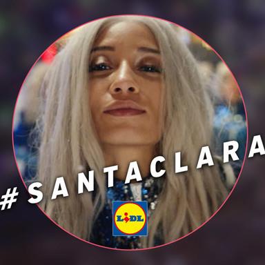 #SANTACLARA Christmasfilm