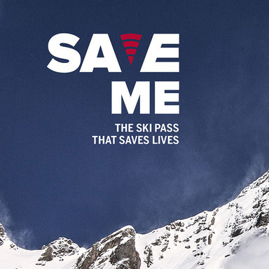 Save me – the ski pass that saves lives