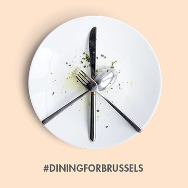 #DiningForBrussels