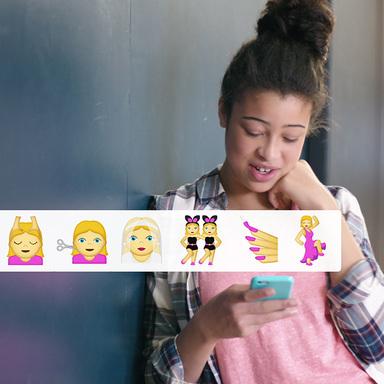 Girl Emojis