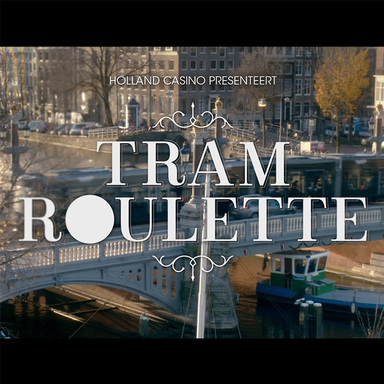 Holland Casino Tram Roulette