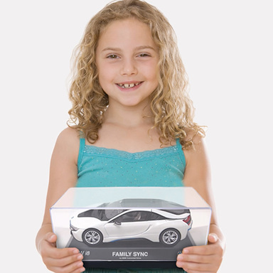 BMW Family Sync