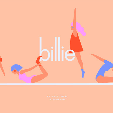 Billie — A New Body Brand