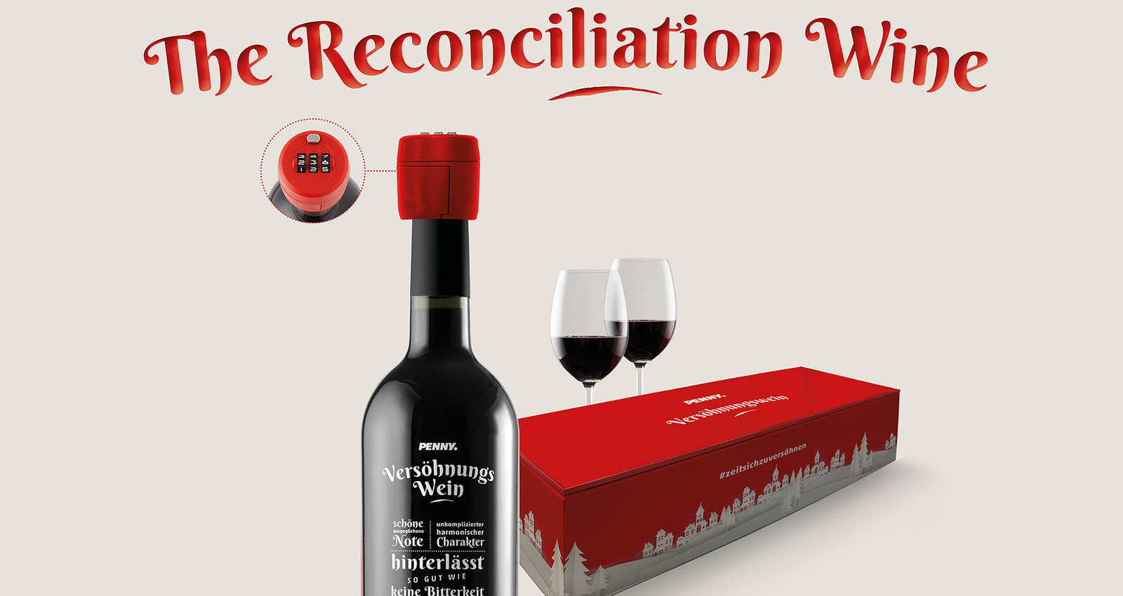 The Reconciliation Wine