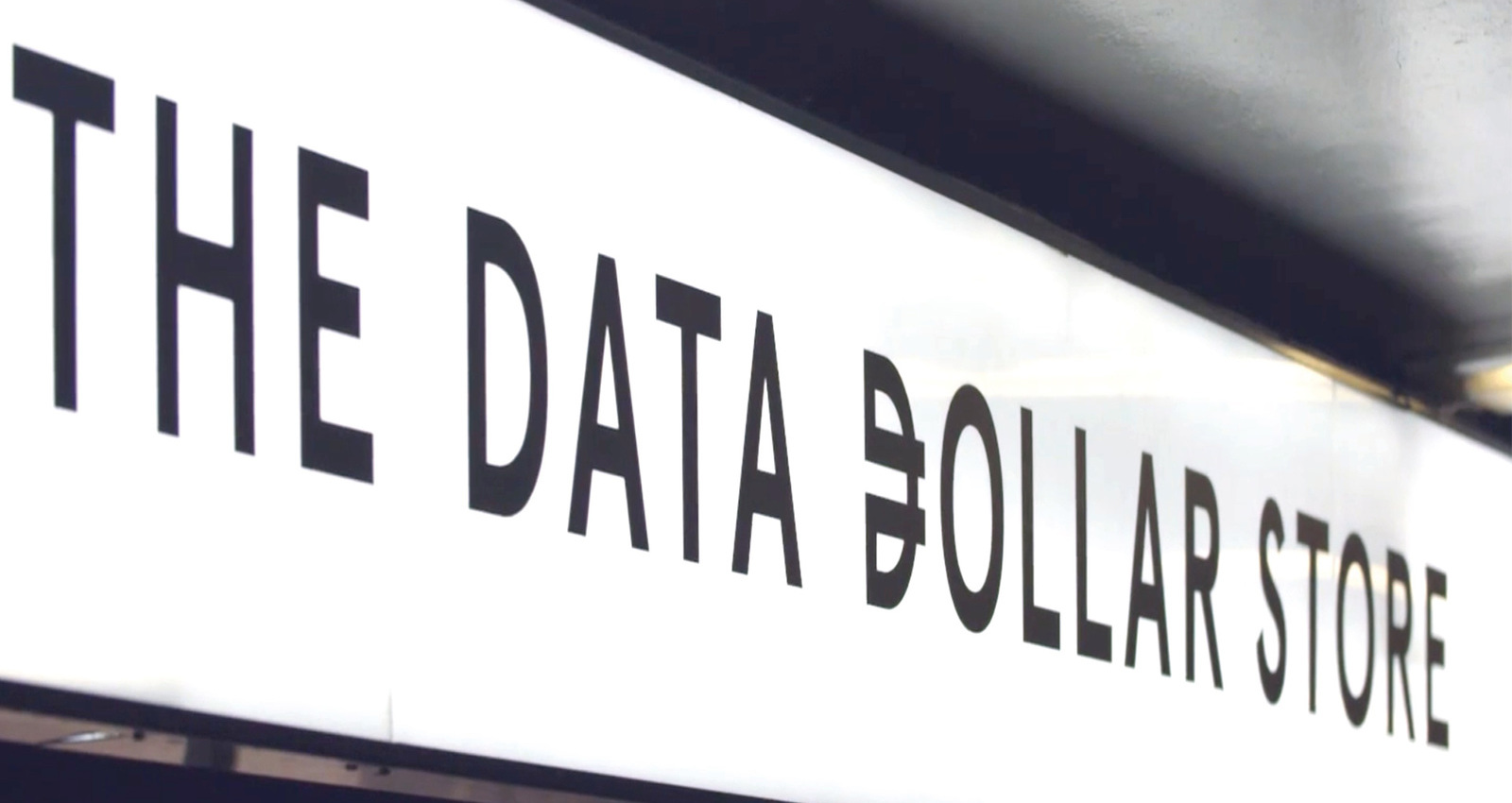The Data Dollar Store