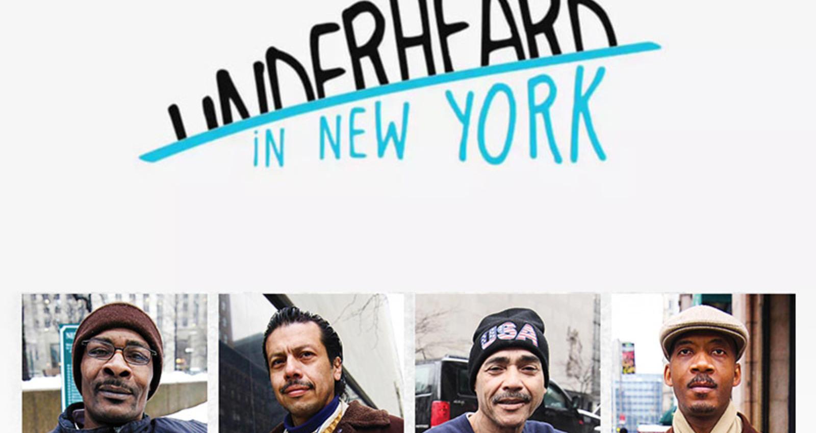 Underheard in New York