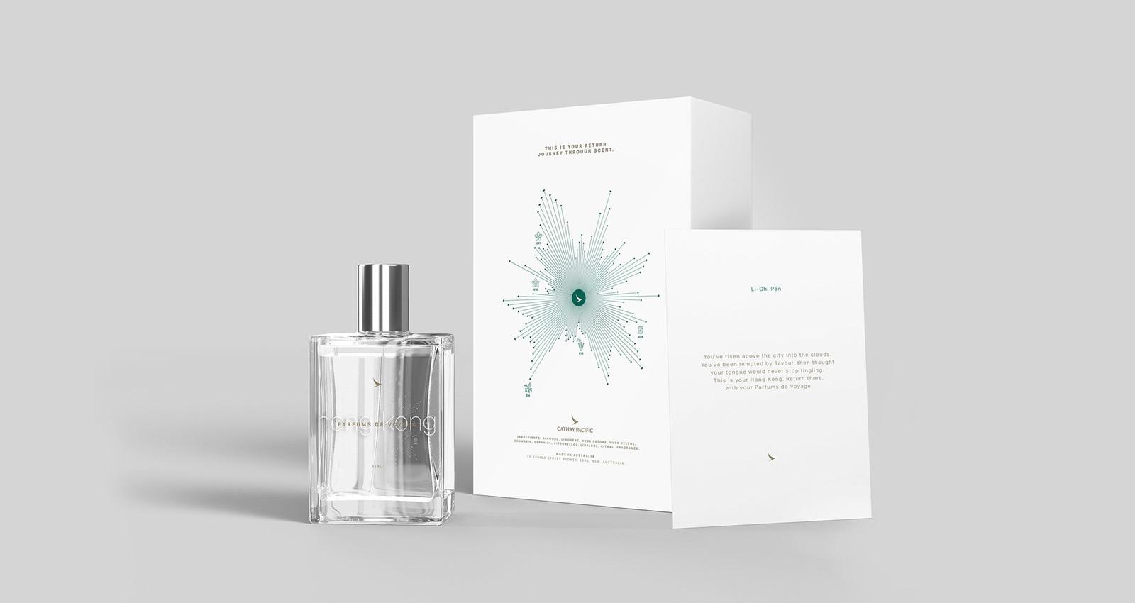 Parfums De Voyage - a return journey through scent