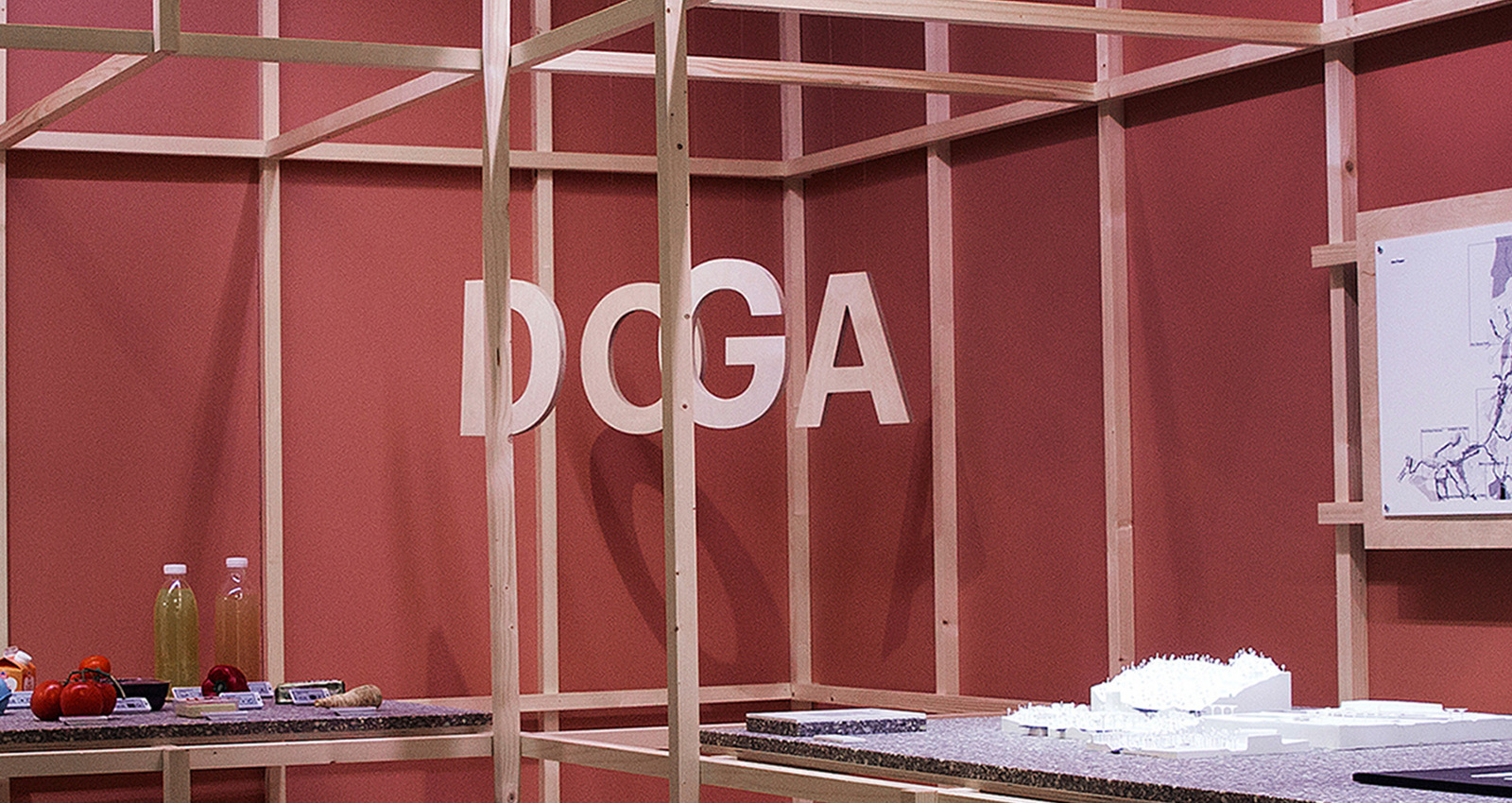 DOGA VISUAL IDENTITY